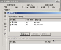 ...dows平台上jsp虚拟主机环境的架设 图 lqwl2008