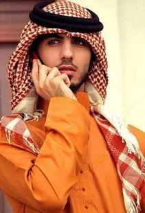 沙特王子的盛世美颜