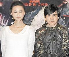 因电影《匹夫》牵手的张歆艺与杨树鹏,十分低调.两人恋情曝光还是...
