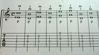 高音符号还有低音符号同时出现在五线谱里面是什么意思呢,如图