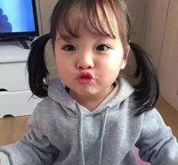 表情 微信可爱小女孩表情 微信头像图片大全 表情