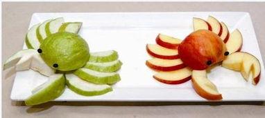 ...艳,10种创意水果拼盘让你的生活与众不同