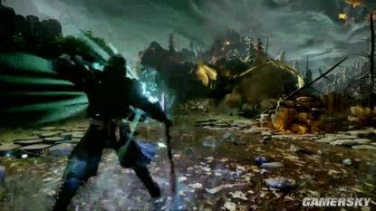 ...4 龙腾世纪 审判 Dragon Age Inquisition 新演示画面惊艳 开放世界组...