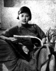 ...0-1990)民国名媛.在文学创作和绘画方面都有优异的成就.她与胡...