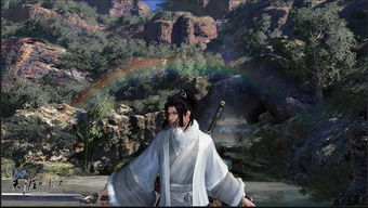 静待陌上花开 最美天涯明月刀风景游戏截图