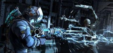 预购送强力装备 死亡空间3 全新武器展示