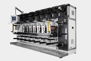 十工位圆刀机丨多工位圆压圆模切机丨CCD自动套准-MX10 250 20D...