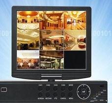 ...4路8路一体化监控主机显示器 -华强电子网