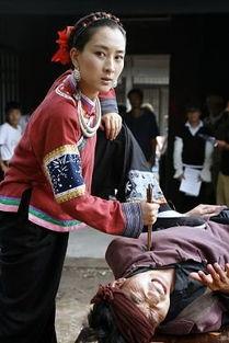 ...演绎中国第一女土匪