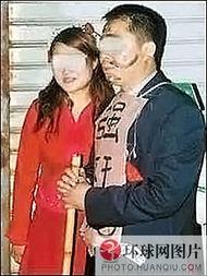 谢某2005年新婚大喜,但却被爱捉弄的朋友们挂上