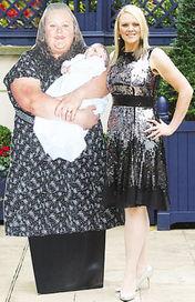 肥妈妈 ed2k-里德卡市31岁母亲斯蒂芬妮・布吉斯自生下第二个孩子后,就患上了产...