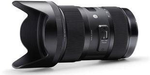 宾得索尼版适马18 35mm F1.8镜头即将上市