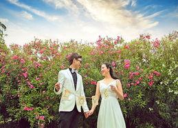 ...友外景婚照创意无限 爱情就是在他面前融化