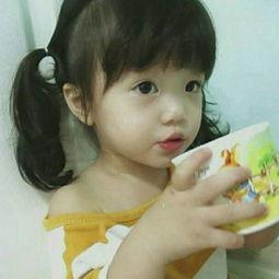 ... 超萌超可爱的萌娃小萝莉女孩头像