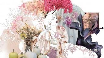 拉姆蕾姆彩色h本子-→东方展现:经典的樱花和花卉图案以全新的颜色展现.   → 60 年代...
