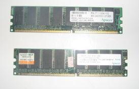 ...卡 两根256内存条 一个反克光盘 换一个好用的光驱 电脑 电脑配件 平...