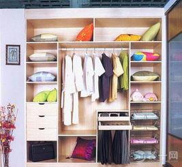 ...何打造实用美观入墙式衣柜 2015入墙式衣柜效果图