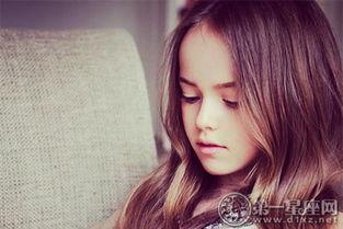 最美萝莉第二位:甜美天使克里斯蒂娜·碧曼诺娃-世界十大最美萝莉...