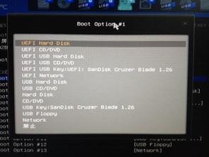 电脑开机异常 SSD硬盘 提示 EFI shell VERSION 2.31 4.654 坐等回