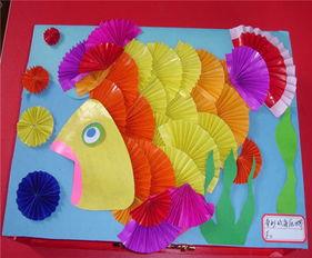 幼儿园手工制作 幼儿园自制玩具