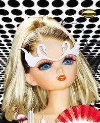 3D娃娃演绎2010T台大热流行发型