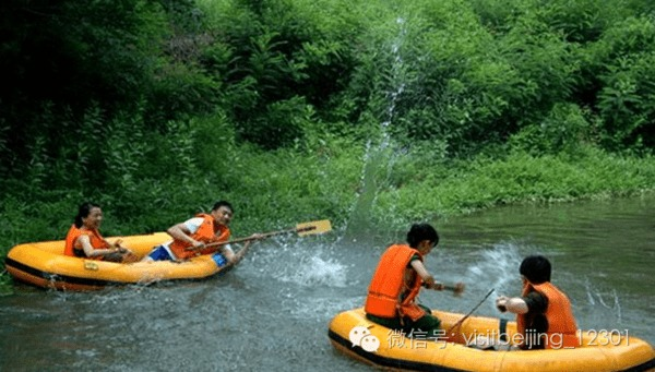北京及周边漂流玩水小攻略,一起清凉一夏