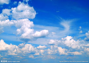 天 天空 蓝天 唯美 风图片