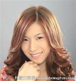 2013女生中长发发型