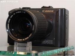 .8mm相幅的78万像素CCD,快门... 也可以通过转接环转接佳能35mm...