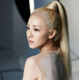 吴亦凡鹿晗郑秀晶 偶像们都爱过的金发造型