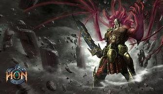 ...HON超神英雄撒旦第一视角 小李飞刀完美附体