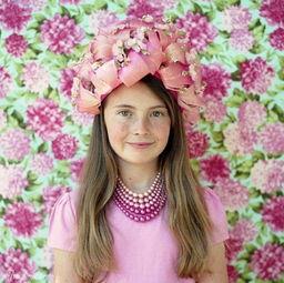 ...花样时装帽,小孩子与复古的完美结合,让我们既然看到了未来,又...