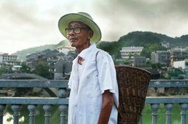 儒雅的老人-湘西吉首 宁静无扰的小城生活 4