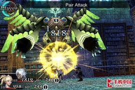 ...年最佳游戏混沌指环Chaos Rings游戏Boss截图-2010最佳15款...