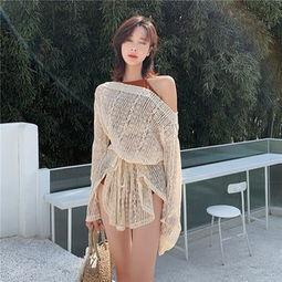 ...女保守显瘦性感遮肉小胸韩国温泉少女泳装-xiaoweitaobao2010 皇后...