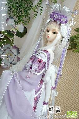 古装SD娃娃