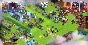 乐逗游戏正式代理守卫者王国,全新即时3v3攻防手游即将引爆全球
