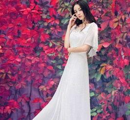热巴的婚纱照迪丽热巴性感泳装-热巴的婚纱照