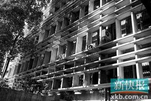 ■夏昌世设计的中山医学院生理生化楼.-荣耀与悲哀 第一二代建筑大...