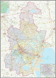 高清卫星地图转北京54坐标系