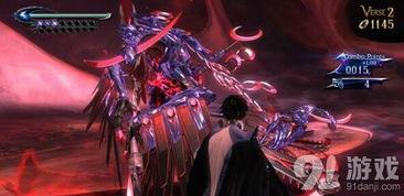 猎天使魔女2 混沌世界降临 贝姐骑马卖风骚