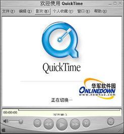 现在你就可以将注册号输入进去把QuickTime升级成专业版,点击
