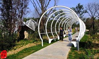 体验西安植物园新区 南郊新建设园区