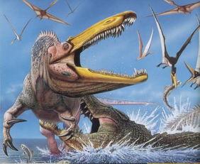 史前十大最怪异恐龙 镰刀龙外表十分可怕