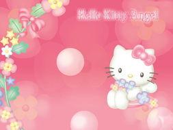 HELLO KITTY壁纸 天堂图片库 -HELLO KITTY壁纸