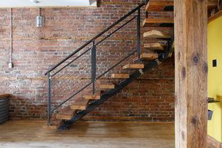 复式楼梯设计楼梯设计效果图-呕心沥血收集的 复式别墅装修必备 112...