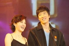 刘翔与凤凰卫视女主播许戈辉 -刘翔为清纯师妹征友 网友 你怎么不下手