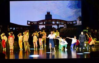 ...厦门创作过多首城市情歌、城市暖歌的台湾音乐家杨慕携手两岸?-两...