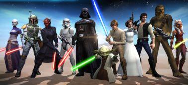 《星球大战:银河英雄传》-移动手游市场大爆发 大IP时代 将至