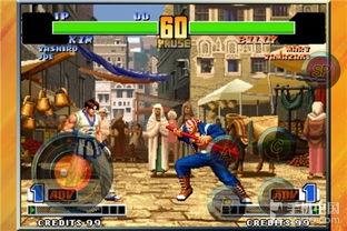 ...典的街机格斗 拳皇98游戏评测